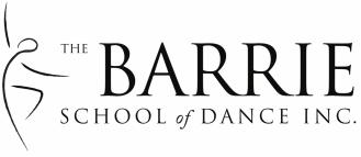 Barrie School of Dance