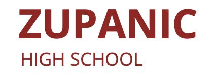 Zupanic High School