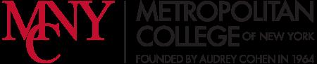 Metropolitan College of New York Pop-Up Sore